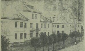 ул. Ленина Невель фото 1956 г.