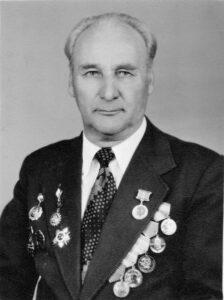 Борщевский И.Д. Невель