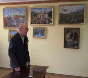 К.Э.Бржушкевич Невель