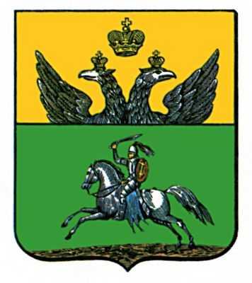 Невель. Герб 1781