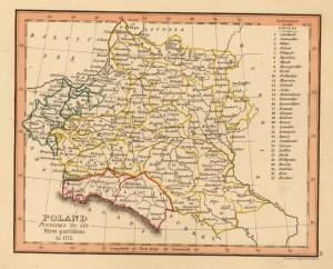 Карта Невель