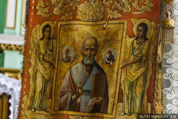 Храм Святого Духа Плиссы Невельский район