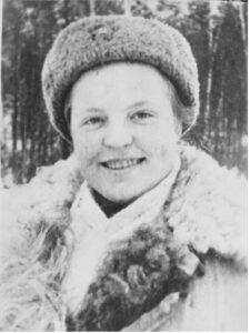 Саша Шляхова снайпер 1944