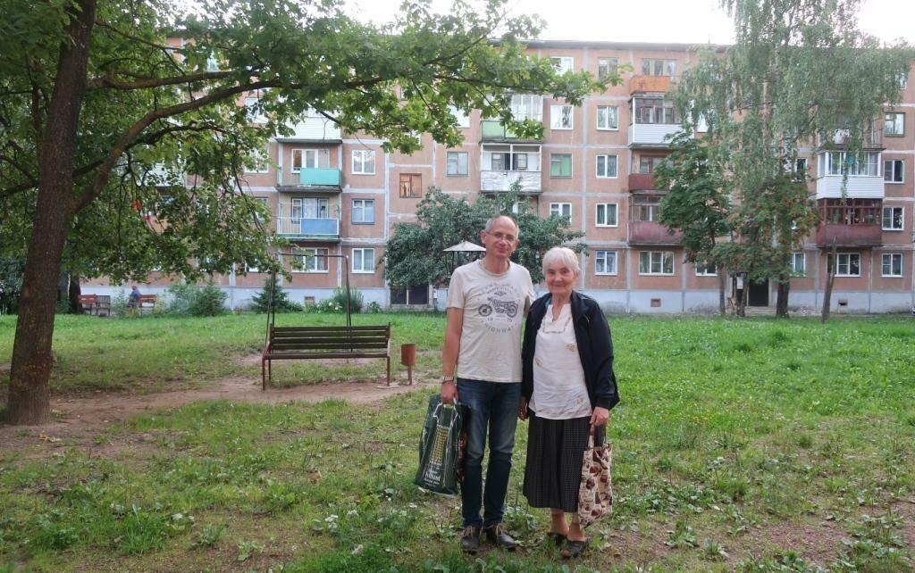 Комсомольская 11 Невель фото