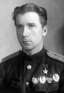 Яков Захарович Слепенков Невель фото
