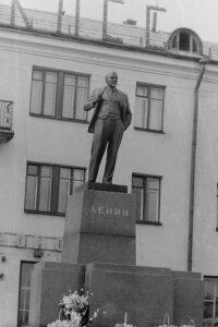 Ленин Невель фото