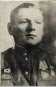 Герой Советского Союза Василий Толкачев