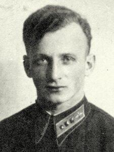 Федотов А.А Герой Советского Союза
