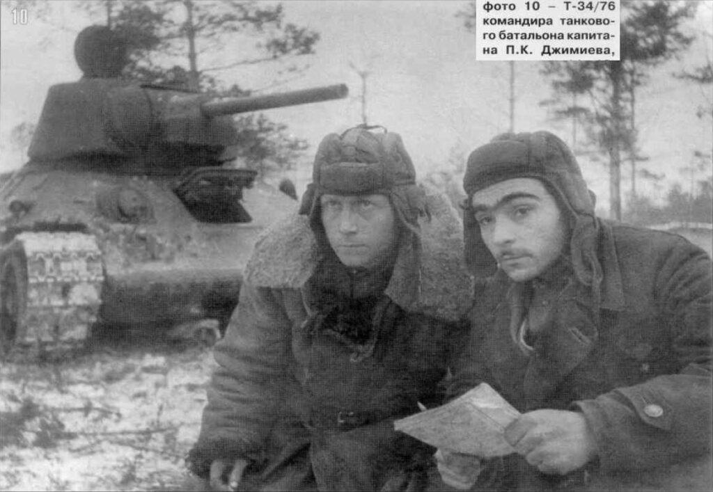 78 тбр Т-34