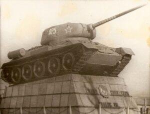 78 танковая Аягуз