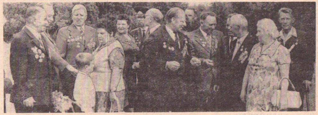 163 гв. арт полк Невель фото
