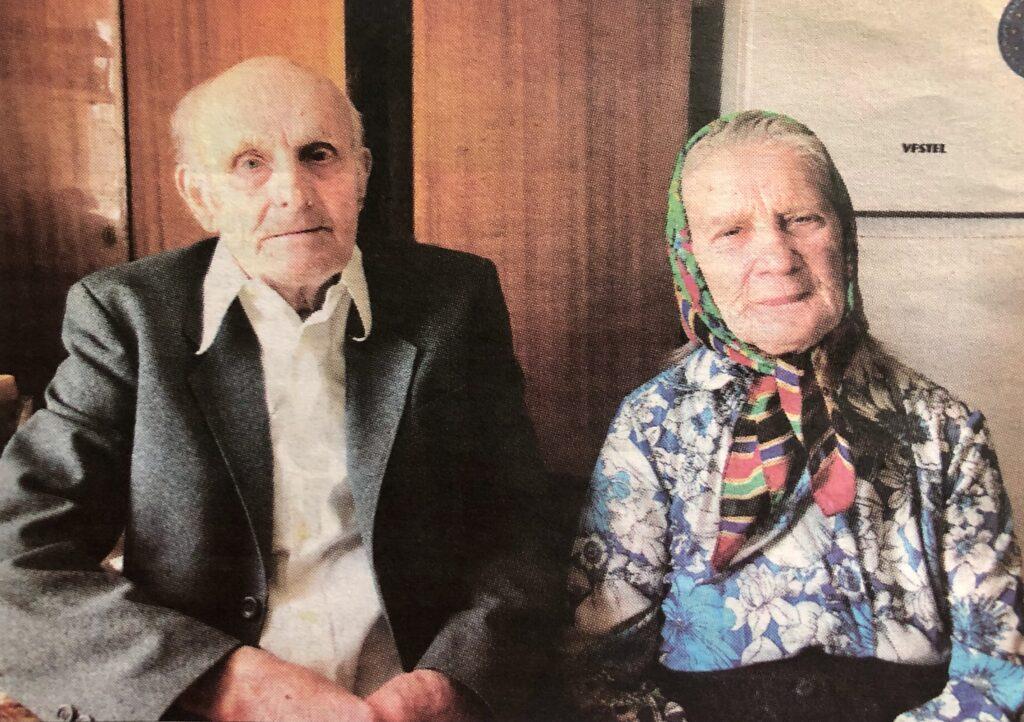 Супруги Бобровы