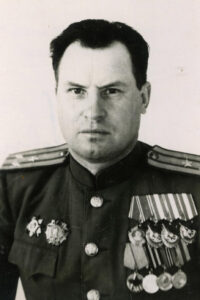 Подковский А.С. Невельская операция