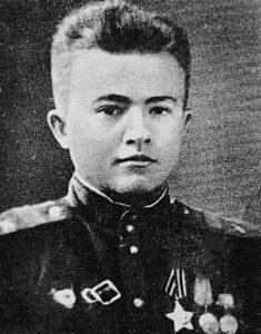 Снайпер И.Т. Ткачев