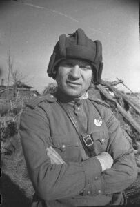 командир 264 тб майор Н.Г. Дудченко