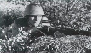 Ткачев И.Т. снайпер