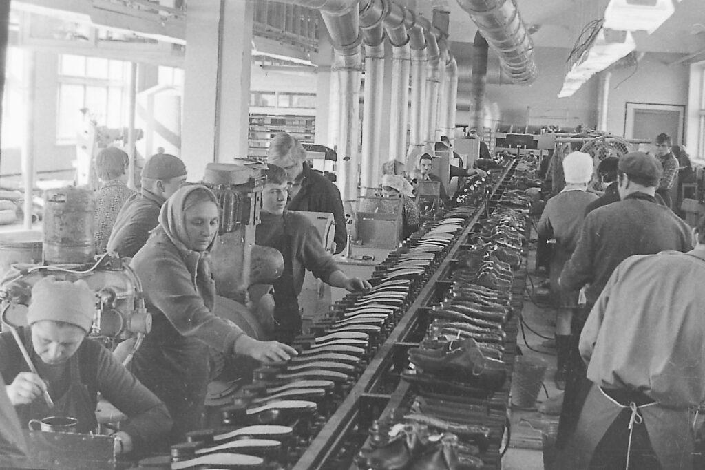 Невельская обувная фабрика