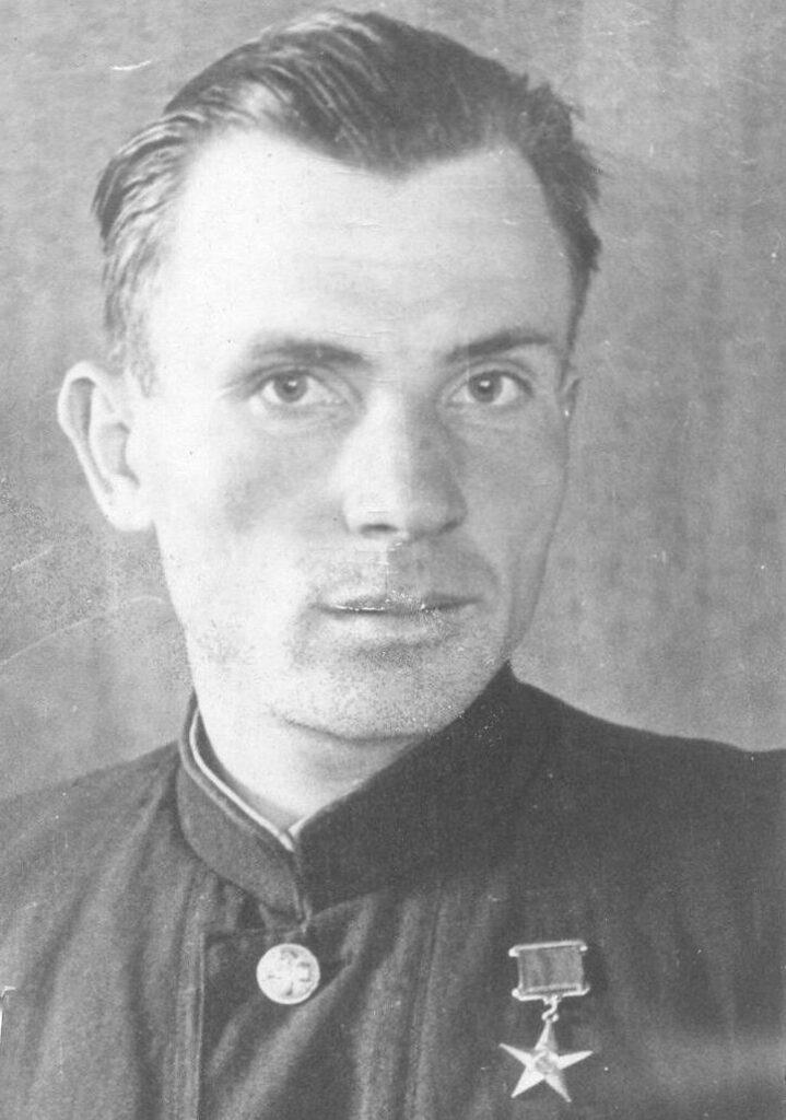 Герой Социалистического Труда Иван Егорович Бизюков